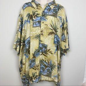 David Taylor Hawaiian Shirt 3xl